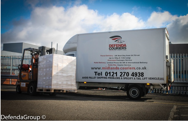 Small vans, medium or large curtain siders with or without tail-lifts