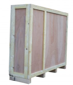 Wooden Shipping Crates & Timber Packing Cases