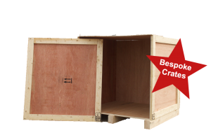Custom built Wooden Packing Cases & Timber Crates for Export Birmingham